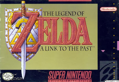 legend of zelda link to the past snes box cover