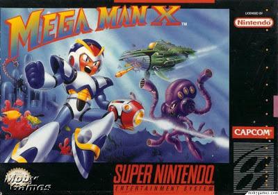 mega man x box cover