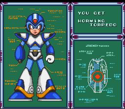 mega man x screenshot schematic