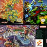 Video Game Memories #8: Teenage Mutant Ninja Turtles 2/3/4