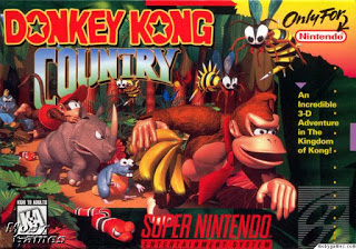 Video Game Memories #12: Donkey Kong Country