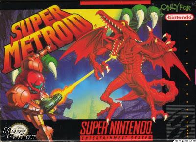 Video Game Memories #14: Super Metroid