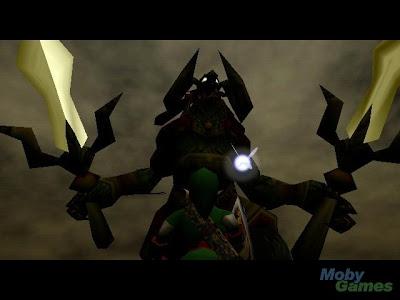 legend of zelda ocarina of time screenshot ganon