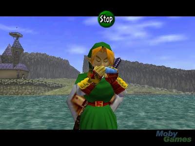 legend of zelda ocarina of time screenshot