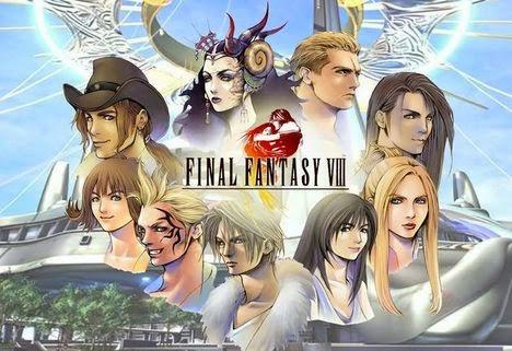 final fantasy 8 characters