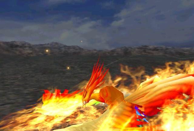 final fantasy 8 screenshot phoenix