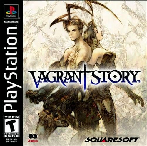 Video Game Memories #25: Vagrant Story