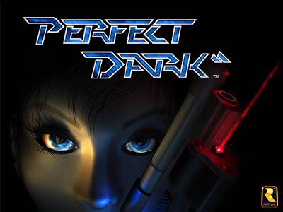 perfect dark box cover
