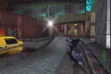 perfect dark falcon street screenshot