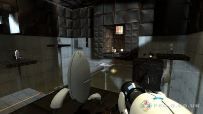 portal screenshot turret