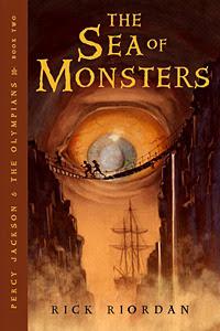 sea of monsters rick riordan