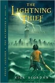 lightning thief rick riordan
