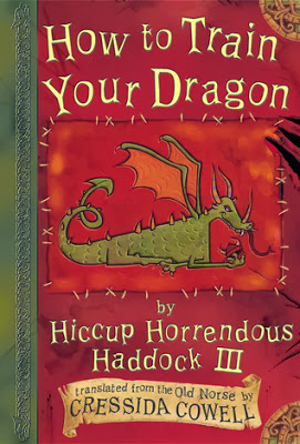 how to train your dragon cressida cowell