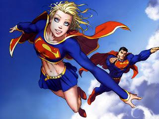 Supergirl More Interesting Than Superman
