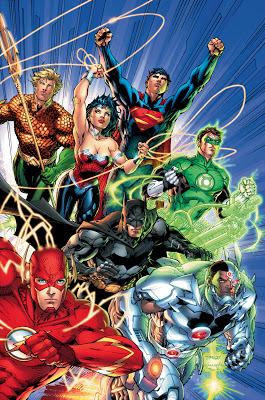 Top 9 Things DC Can/Should Do For Their Reboot (Part 1)