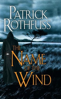 patrick rothfuss name of the wind