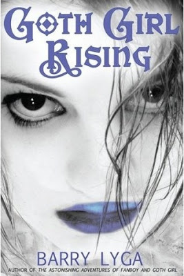 goth girl rising barry lyga