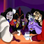Analyzing the Disney Villains