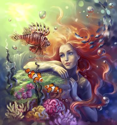 mermaid lionfish