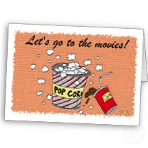let's go to the movies title card