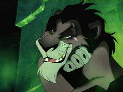scar lion king fatal flaw green