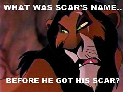 final rating scar lion king