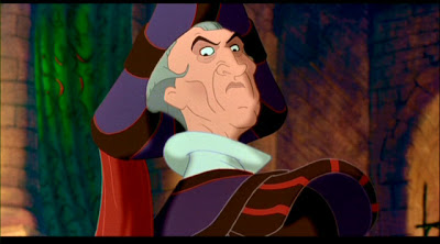 complement claude frollo hunchback of notre dame