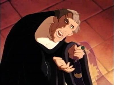 fatal flaw claude frollo hunchback of notre dame