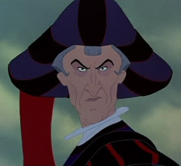 claude frollo hunchback of notre dame