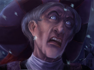 tools claude frollo hunchback of notre dame