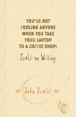 scalzi not fooling anyone take laptop to coffee shop