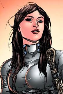 Talia Al Ghul Batman comics