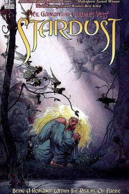 stardust graphic novel neil gaiman charlie vess