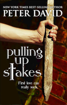 pulling up stakes peter david