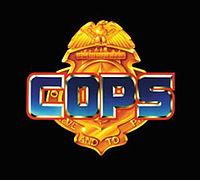 cops cartoon logo