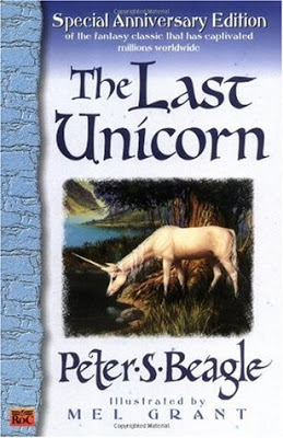 the last unicorn peter s. beagle