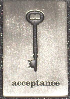 acceptance is key
