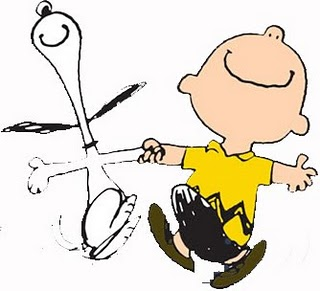 snoopy charlie brown peanuts happy dance