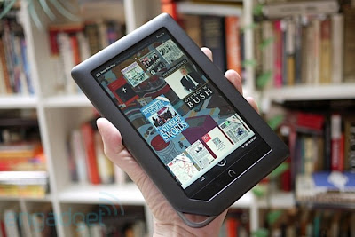 nook color tablet barnes and noble
