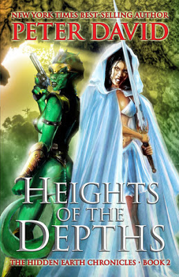 peter david heights of the depths