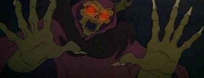 charstrengths horned king black cauldron