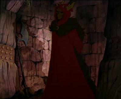 fatal flaw horned king black cauldron