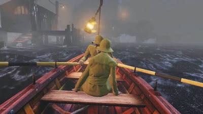 bioshock infinite rowboat