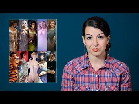 anita sarkessian women video games