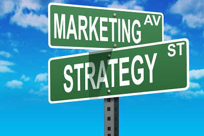 marketing strategy street signs