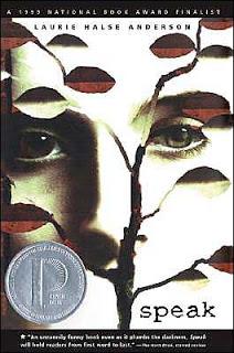 speak anderson book cover