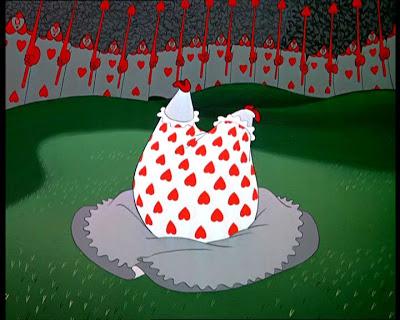 fatal flaw queen of hearts alice in wonderland