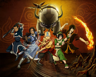 avatar the last airbender gang