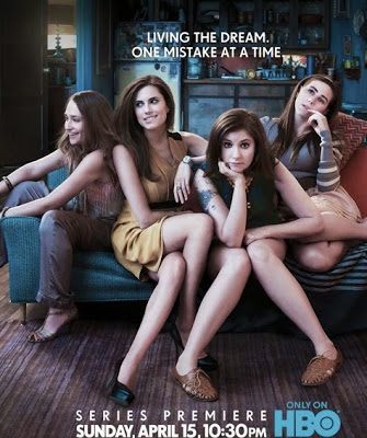hbo girls poster