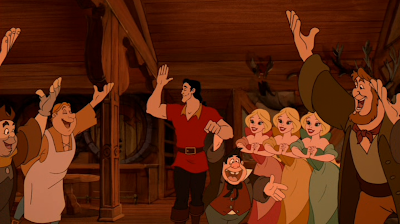 charstrengths gaston beauty and the beast